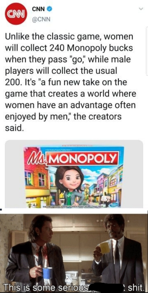 Sexism=Gone - meme
