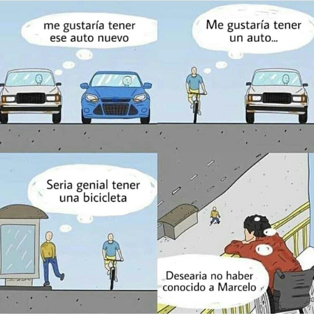 ¿Qué Marcelo? - meme