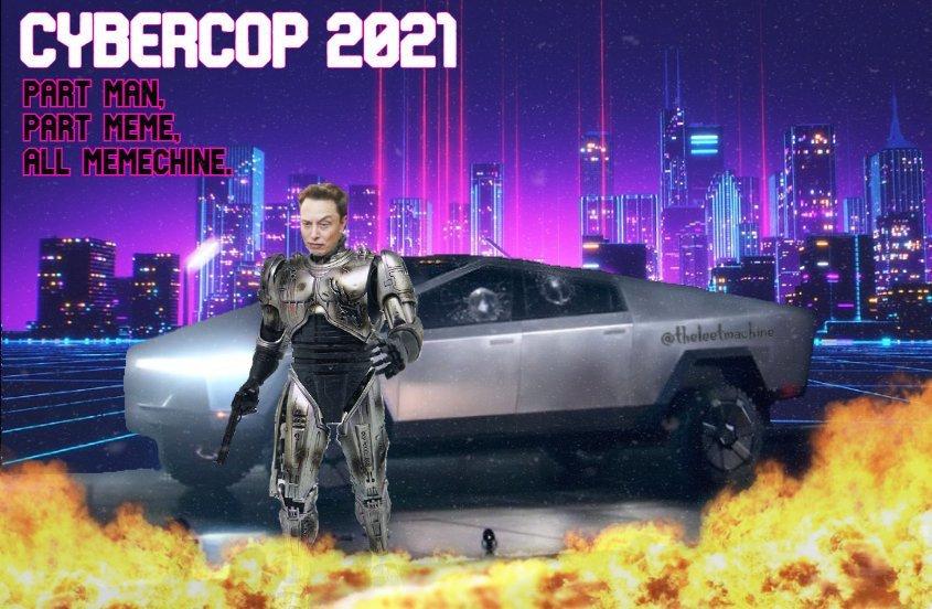 CyberCop - meme