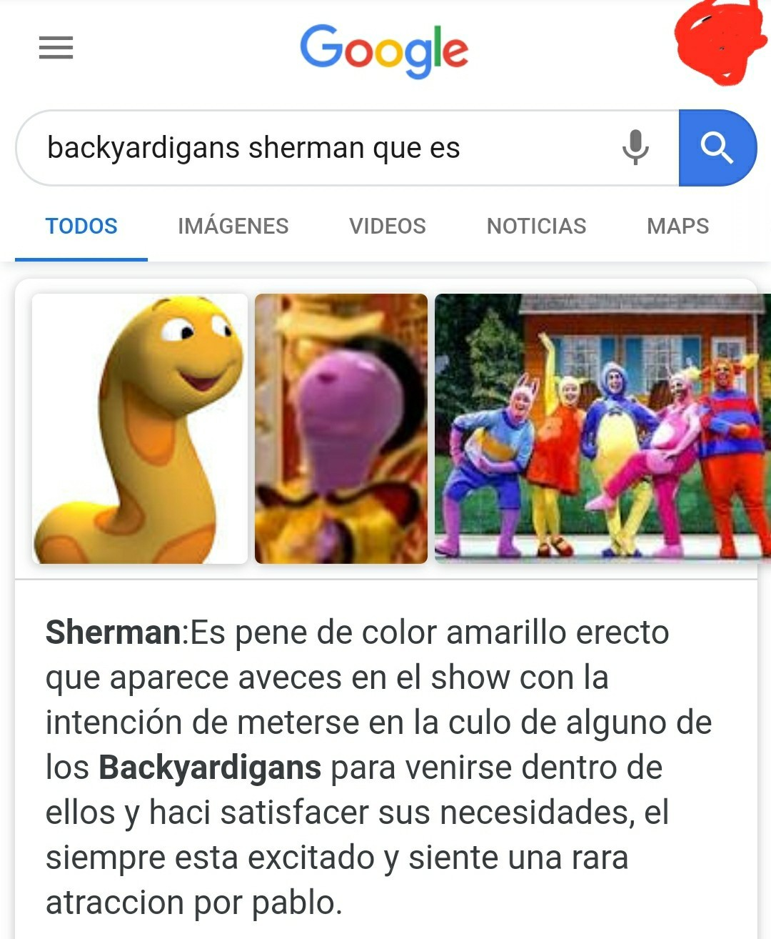 Sherman - meme