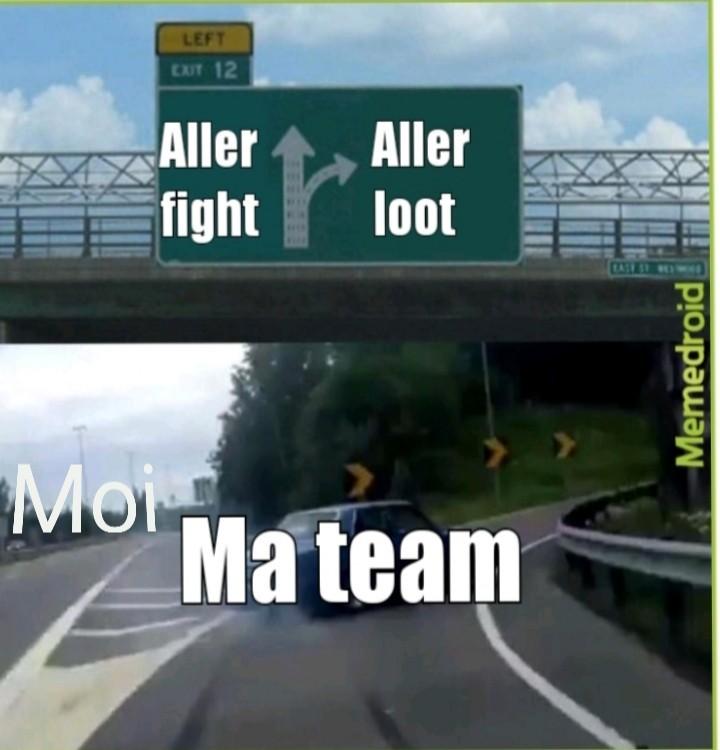 Faut plus faire de ranked - meme