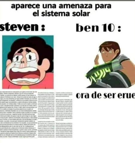 Ben 10 - meme