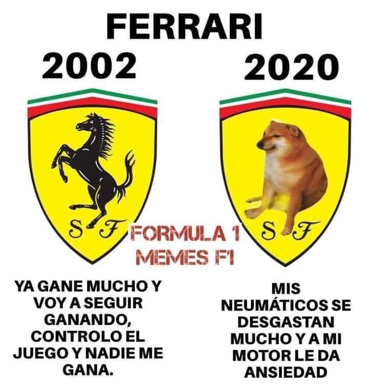 Ferrari - meme