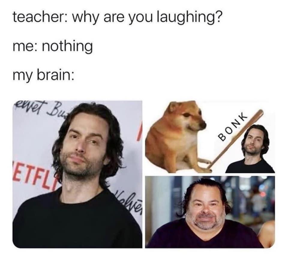 B O N K - meme