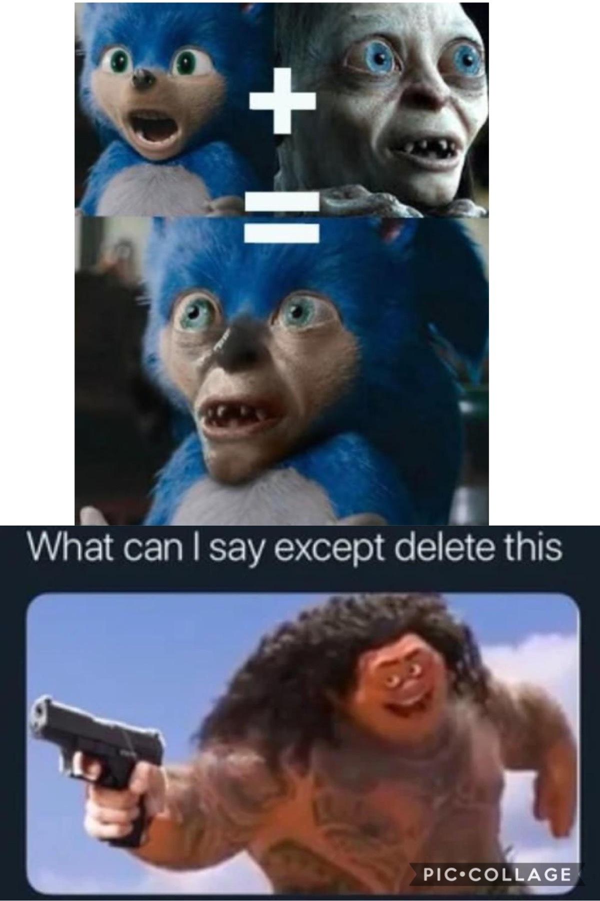 Sanic - meme
