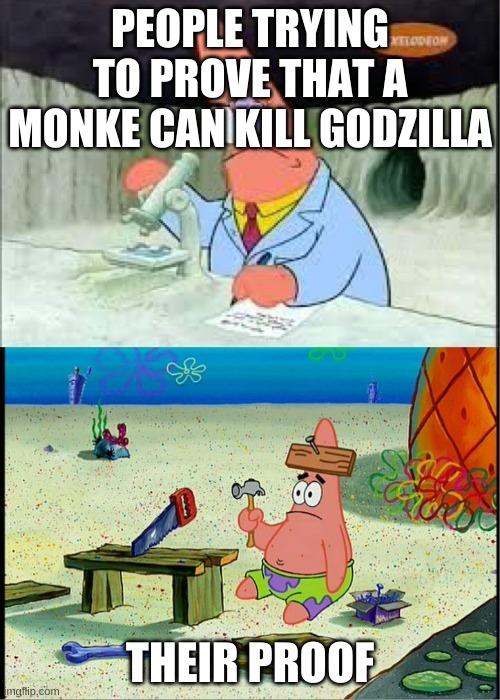 monke is shit - meme