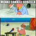 monke is shit