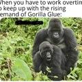 Glue making season