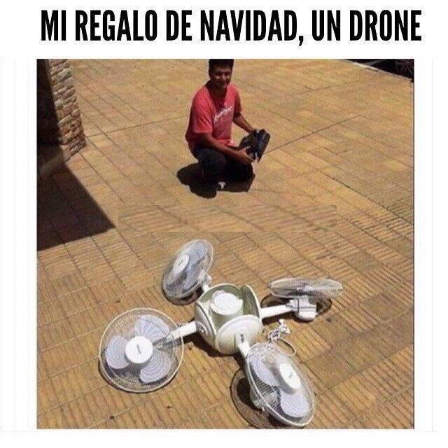 Un dronn - meme