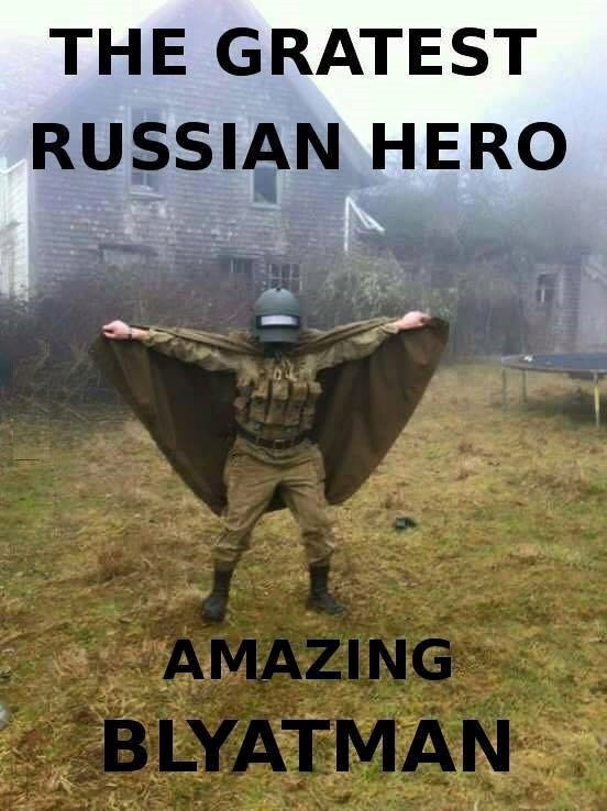 Notre héros ! - meme