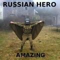 Notre héros !
