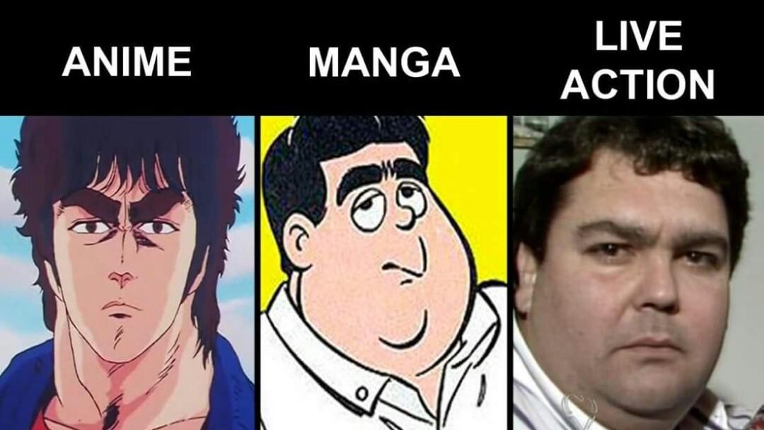 Hokuto no Fausto - meme
