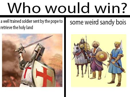 5a05d6f219b63 the best crusade memes ) memedroid