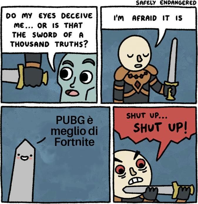 Potete trovare questo e altri meme sulla page mia e di lez_go @spacciatori_di_tonno.  Bai BiMboTerrOriSta666
