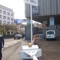 A Strasbourg, c'est pas la barrière qui se lève, c'est le bus qui passe au dessus !