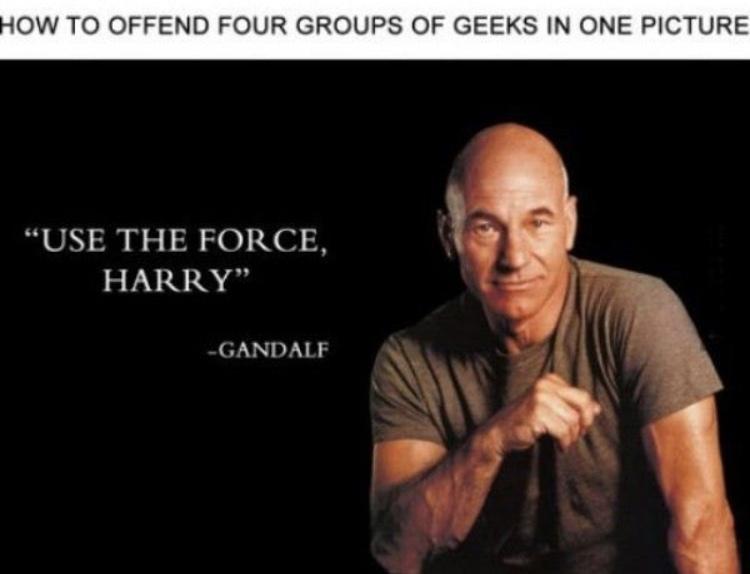 The fourth group - meme