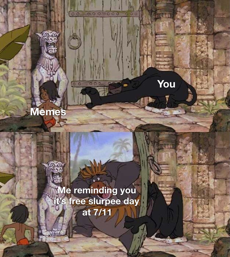 711 - meme