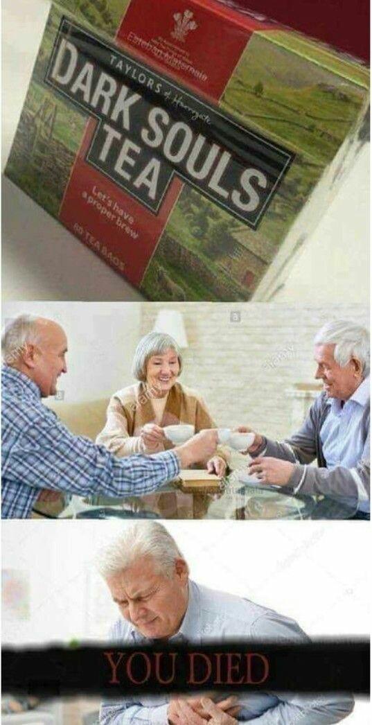 Died - meme