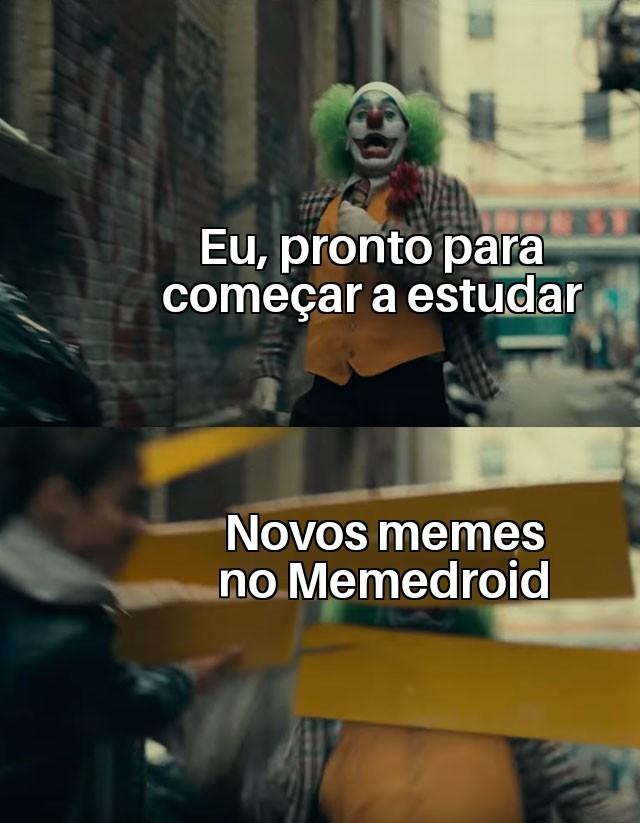 Triste... porém real - meme