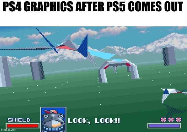 I couldn't spend 5 minutes on a PS3 - meme