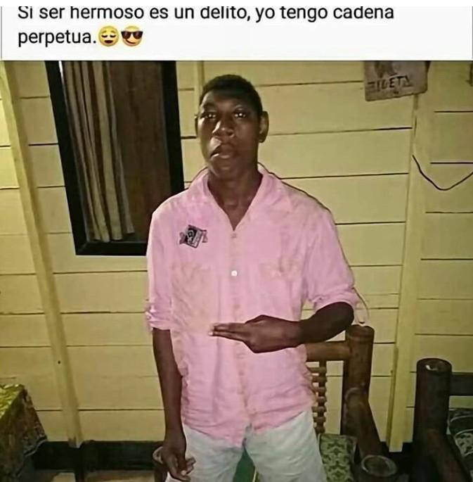 Peruano facha - meme