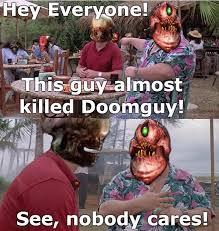 Doom Eternal - meme