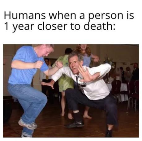 birthdays be like - meme