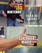 El buen Mario - meme