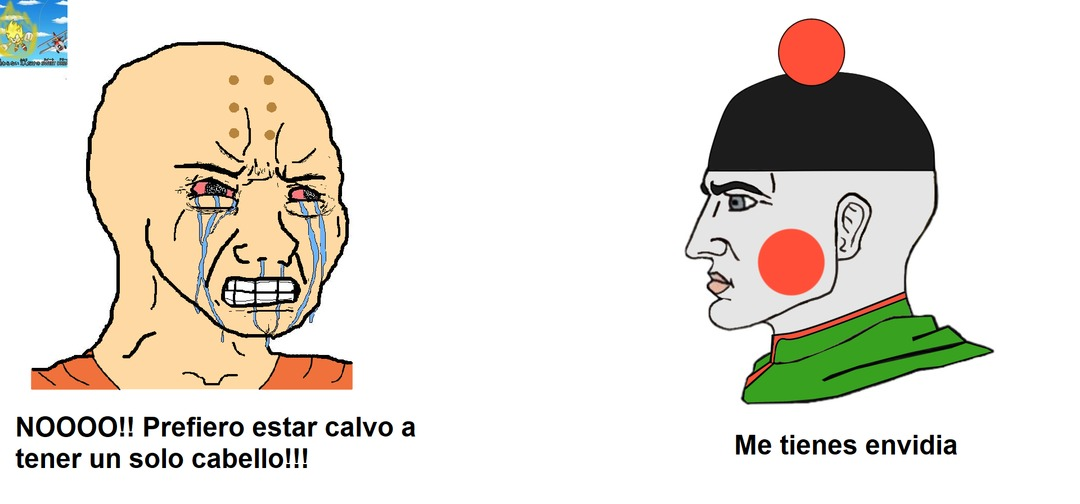 Pelón dijo el Chadoz - meme