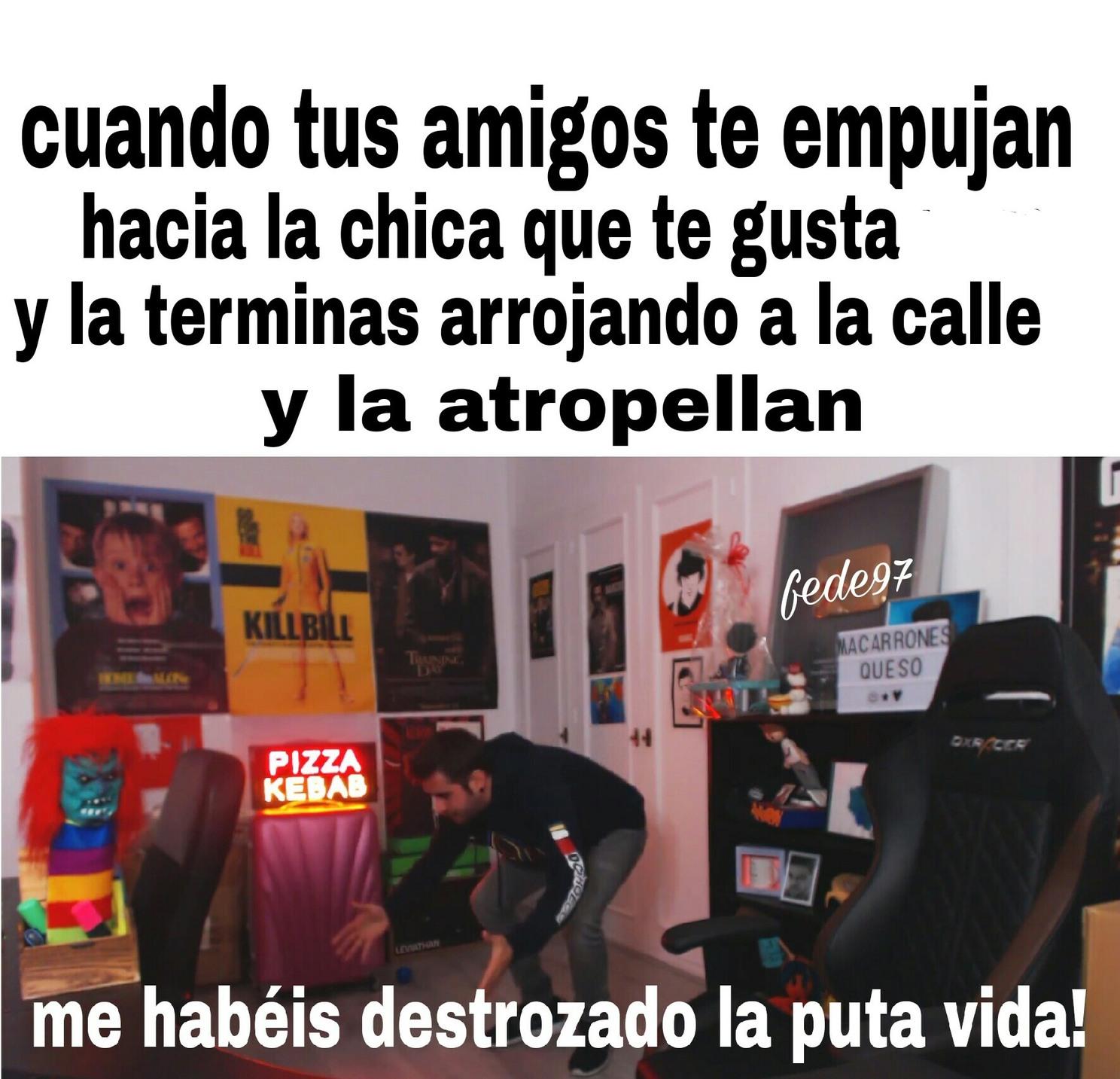 Nueva zapatilla de Raúl - meme