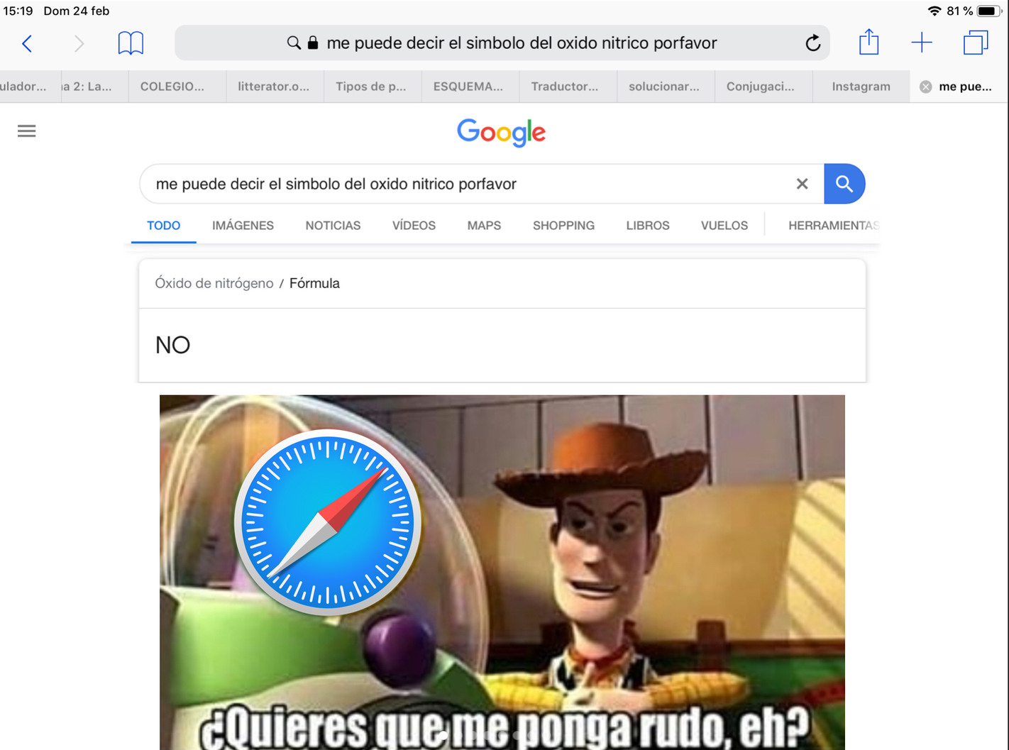 Safari :v - meme