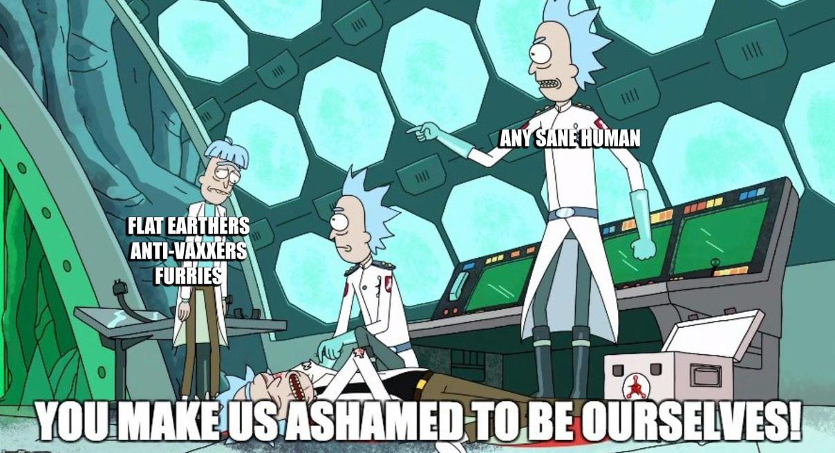 SHAME! - meme