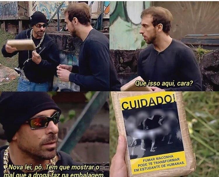 maconhistas - meme