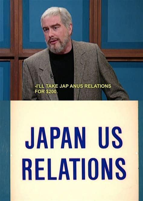 Jap Anus Relations - meme