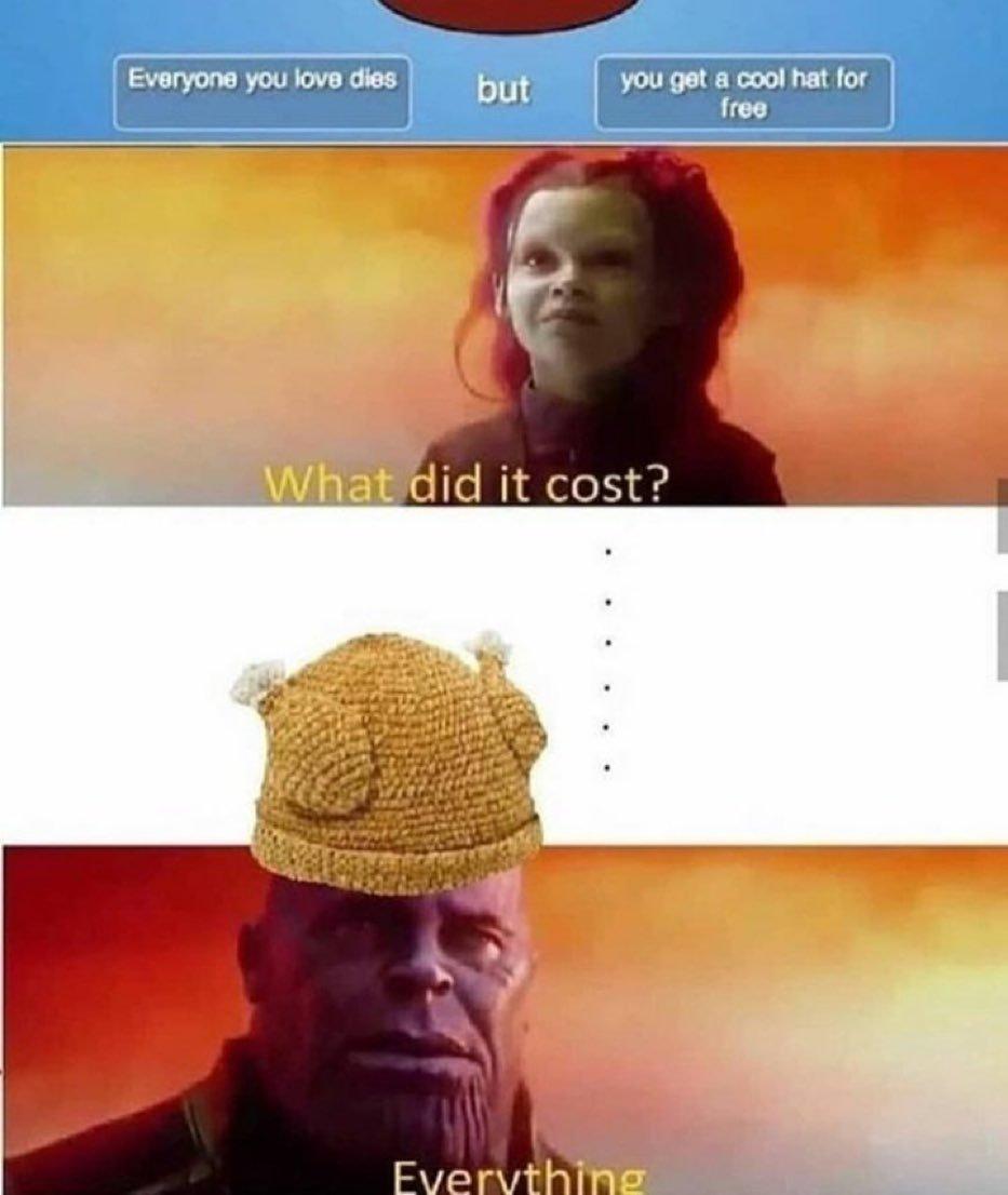 Un peux cher - meme