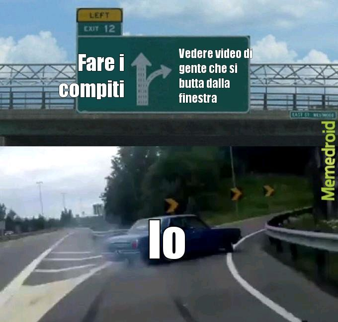 Non so - meme