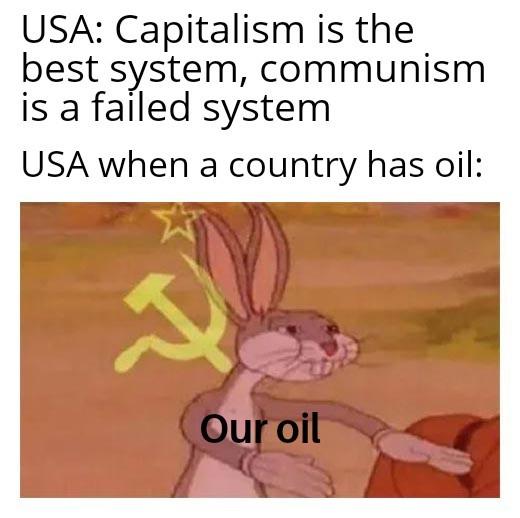 communist - meme