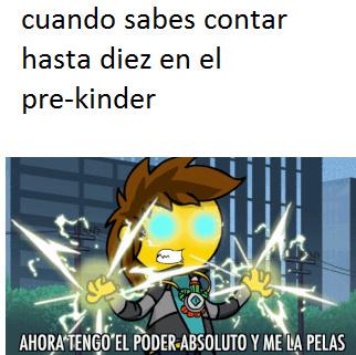 poder absoluto - meme