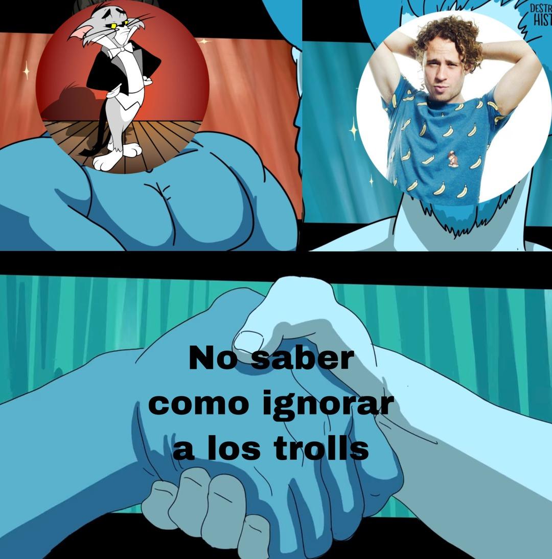 Contexto: Uno es un loquendero y el otro fue por el caso de Sergio Ramírez - meme