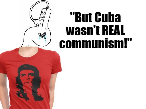 Retarded leftists this week. - meme