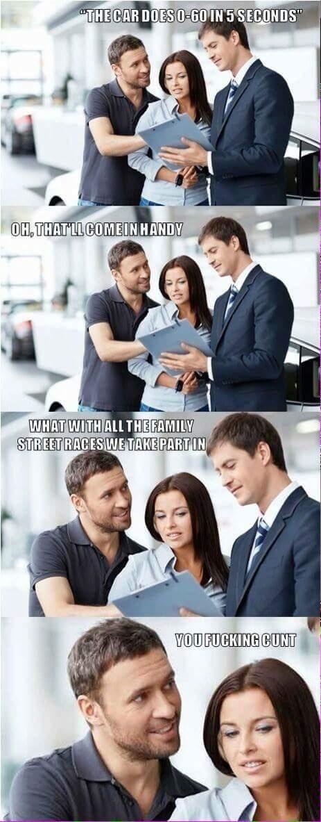salesman - meme
