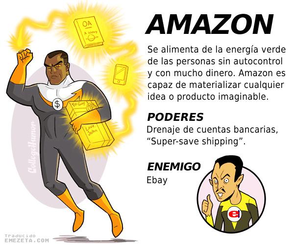 Amazon - meme