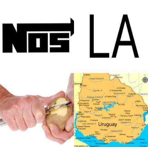 que paso uruguay - meme