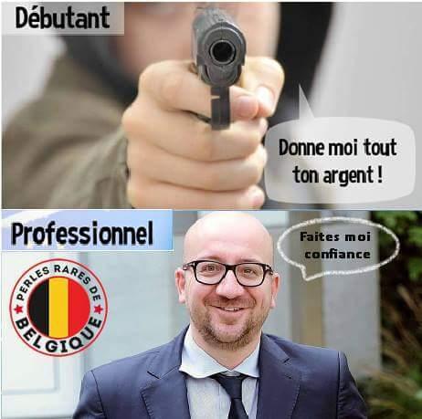 Les Belges, vous approuvez? :P - meme