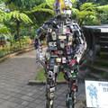 Robô indestrutível
