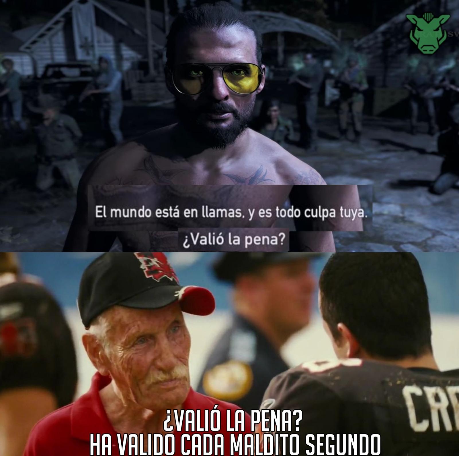 Far Cry 5 - meme