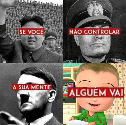 Control your mind - meme