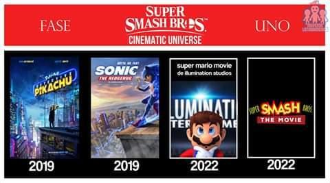 De revela que todas estas películas son de un proyecto más grande - meme