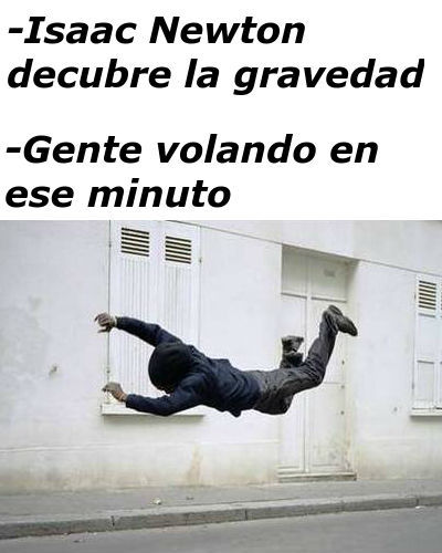 meme gravedad