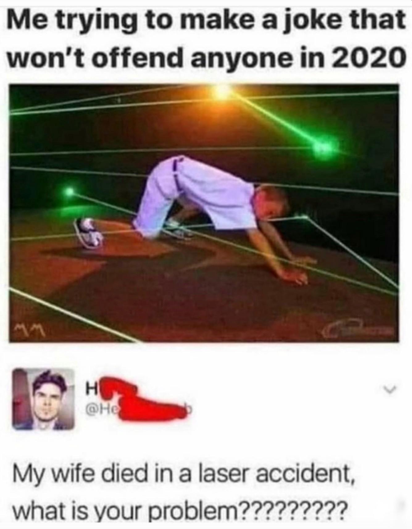 Faking hell - meme